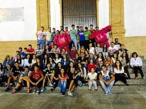 Corresponsales Juveniles de Almonte y Rociana.