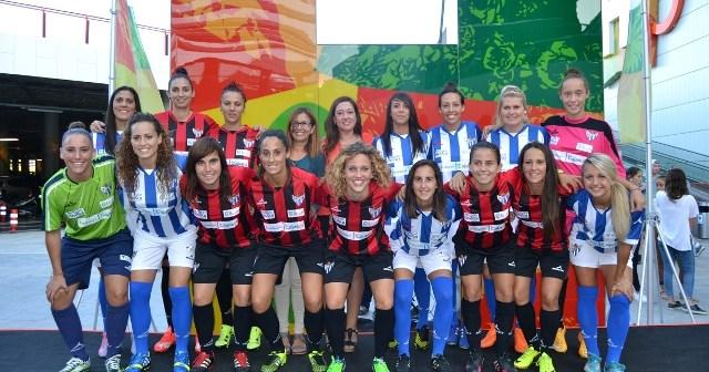 Primera plantilla del Fundación Cajasol Sporting.