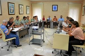 Junta Local de Seguridad de Almonte