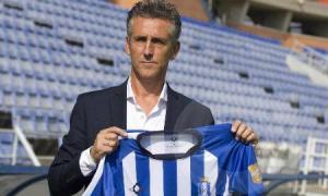 Alejandro Ceballos, nuevo entrenador del Recreativo de Huelva.