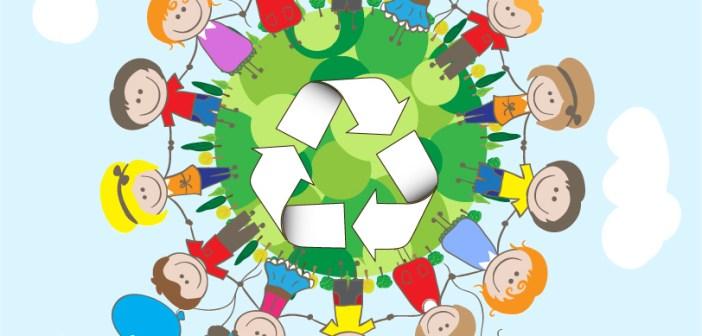 Cartel concurso reciclaje