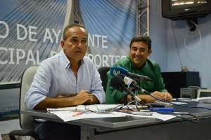 Presentación de las Escuelas Deportivas Municipales de Ayamonte.