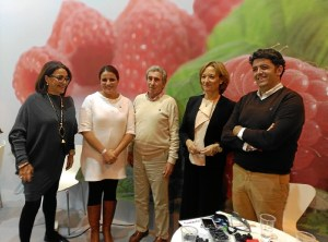 Visita a Fruit Attraction.