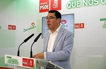 Manuel Domínguez. Secretario de Política Municipal del PSOE de Huelva.