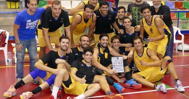 Huelva, campeón del Trofeo Diputación de baloncesto.