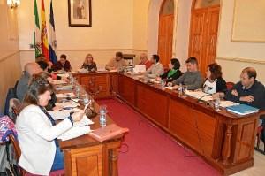 151126 Pleno ordinario celebrado ayer en San Juan del Puerto