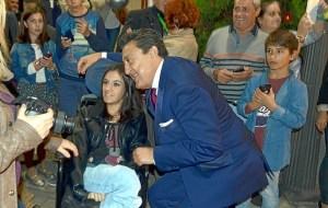 Mariano Peña ha sido uno de los actores que han sido homenajeados en esta edición.