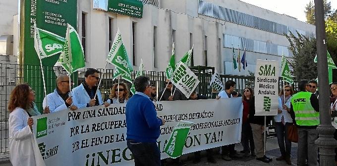 Concentracion Delegacion Gobierno I