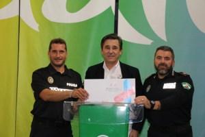 Convenio entre la empresa Pública Turismo y Deporte y Huelva 2016.