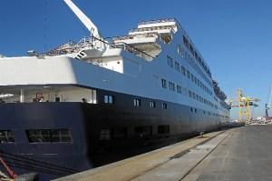 Saga Sapphire Puerto Huelva 1