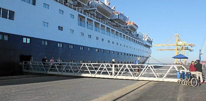 Saga Sapphire Puerto de Huelva2