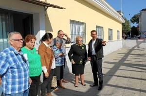 Visita Asoc Vecinos Los Rosales (2)