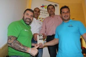 Premio para los VI Juegos Europeos de Policías y Bomberos.