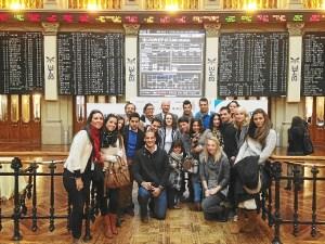 Recurso. Visita a Bolsa Madrid