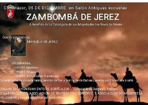 zambomba de Jerez Cortelazor