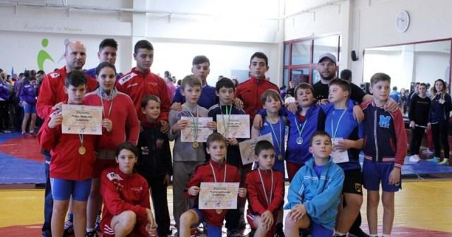 Club de Lucha El Campeón de Cartaya.
