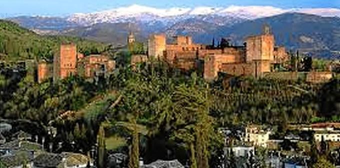 Viaje Granada