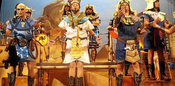 'Los polvos egipcios' (Foto: lavozdigital.es)