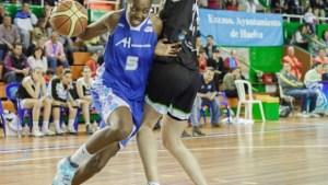 Aya Traoré, nueva jugadora del CB Conquero.