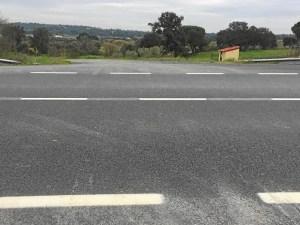 Accesos carretera 5
