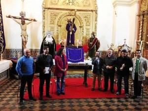 Cartel Semana Santa 2016 de Valverde  (3)