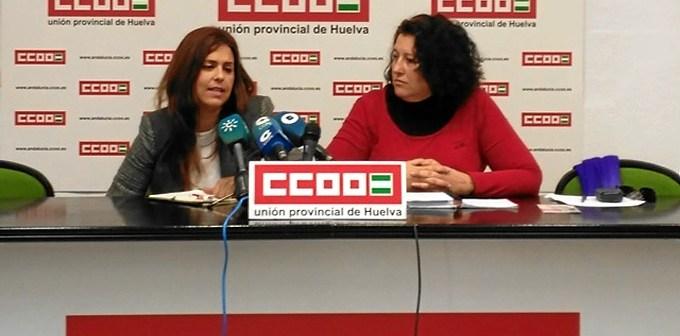 Huelva SAMU CCOO