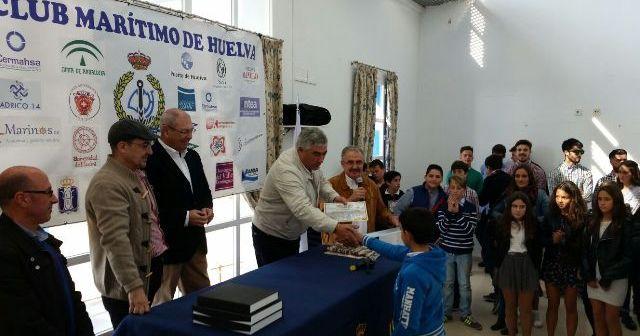 Gala del deporte del Real Club Marítimo de Huelva.