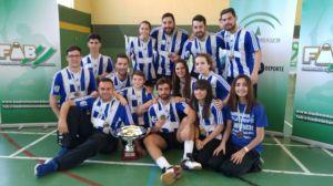 IES La Orden B, campeón de Andalucía.