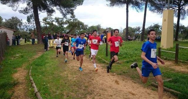 Jornadas deportivas en San Bartolomé de la Torre.