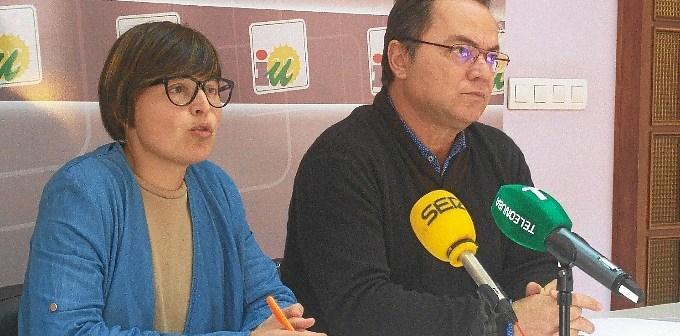 Isabel Lancha y Francisco Javier Camacho