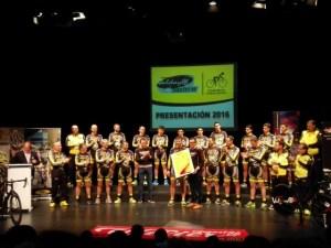 Presentación del Monferve-Bicicletas Valdayo-La Palma.