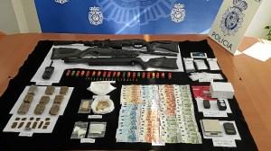 Punto drogas Huelva La Ribera