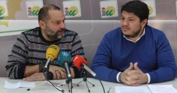 Rafael Sanchez Rufo y Marcos Toti