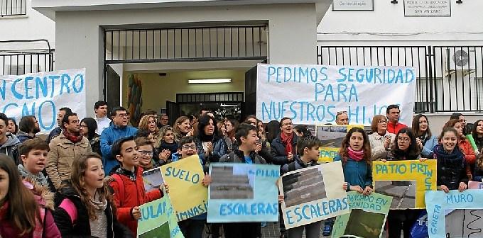 concentraciones AMPA del IES San Antonio Bollullos (1)