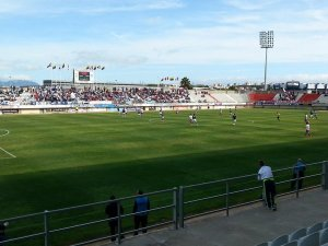 Algeciras-Recreativo de Huelva.