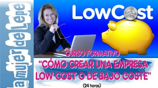 Curso empresa low cost Lepe