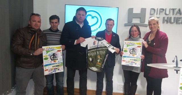Presentación del Rally BTT de Paterna del Campo.