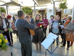 Homenaje a Zenobia en Moguer (3)