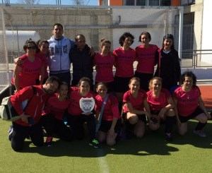 Club Hockey de Ayamonte.