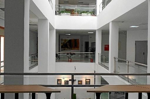 Interior Casa de la Juventud