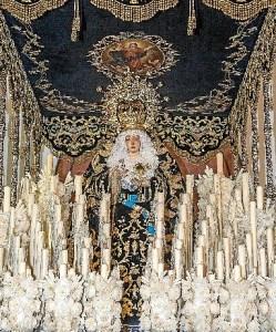 Virgen de los Dolores Paterna del Campo