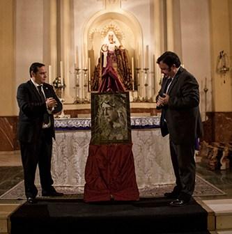 cartel santo entierro huelva  9731huelvaya