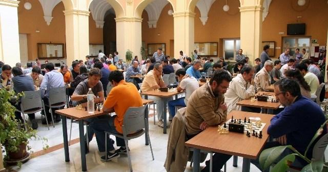Abierto de ajedrez de la Universidad de Huelva.