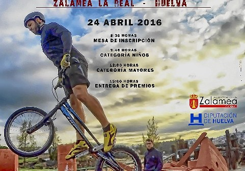 CARTEL TRIAL BICI 2016