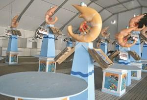 Feria de la Gamba Punta