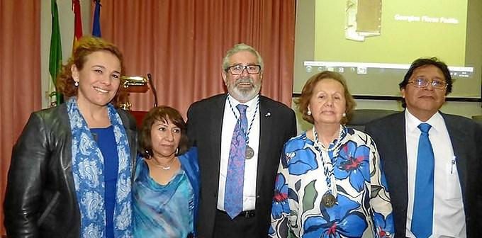 Ingreso Academia Iberoamericana UNIA