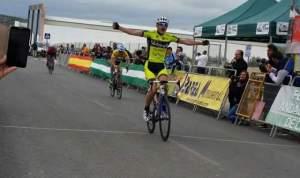 Carlos , corredor del Bicicletas Valdayo.