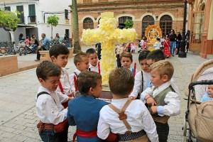 cruces de mayo infantiles en la palma del condado (7)