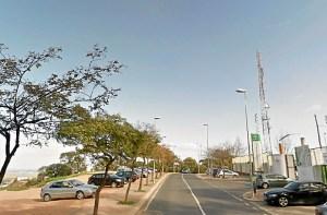 Avenida Manuel Siurot.
