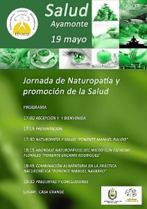 Cartel naturopatia A4